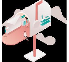 Virtual Office / Mailbox Rental